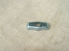 37-1015,  W1015   end plate, Triumph, chain adjuster
